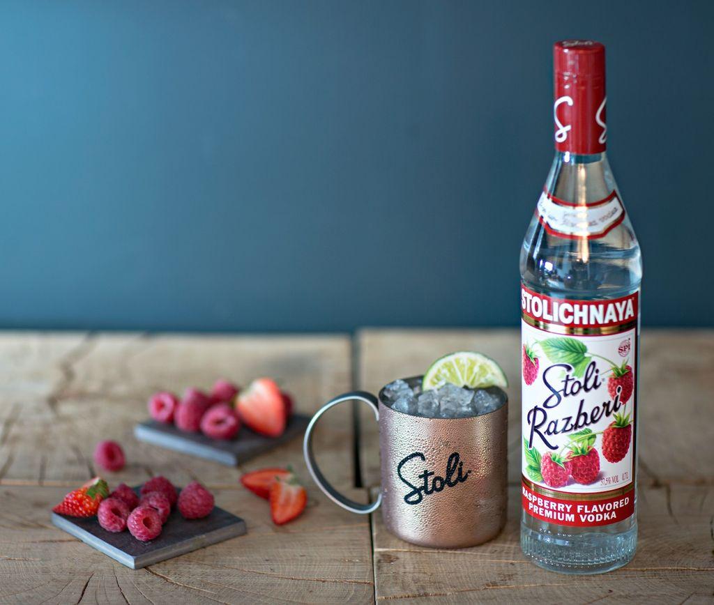 Stoli Mule, le cocktail de l'été !
