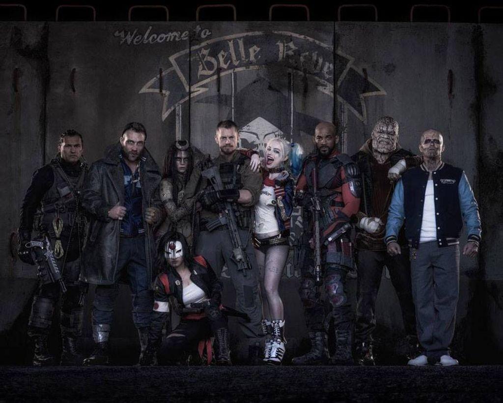 Suicide Squad, le tournage qui nous allèche