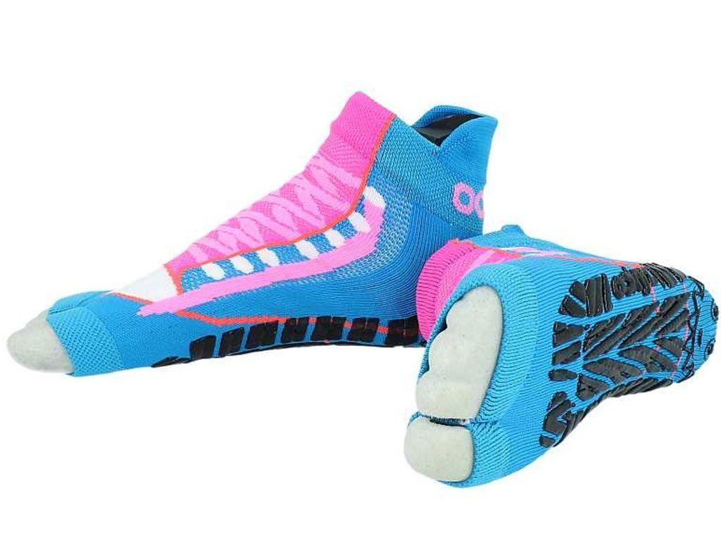 Sweakers®, la chaussette anti dérapage, idéale pour la piscine