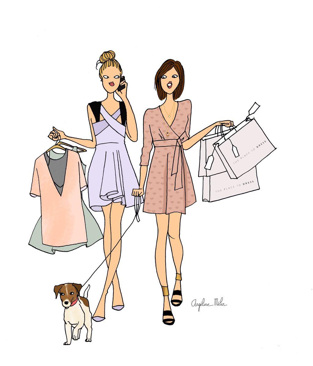 The Place To Dress : La robe de vos rêves en 3 clics