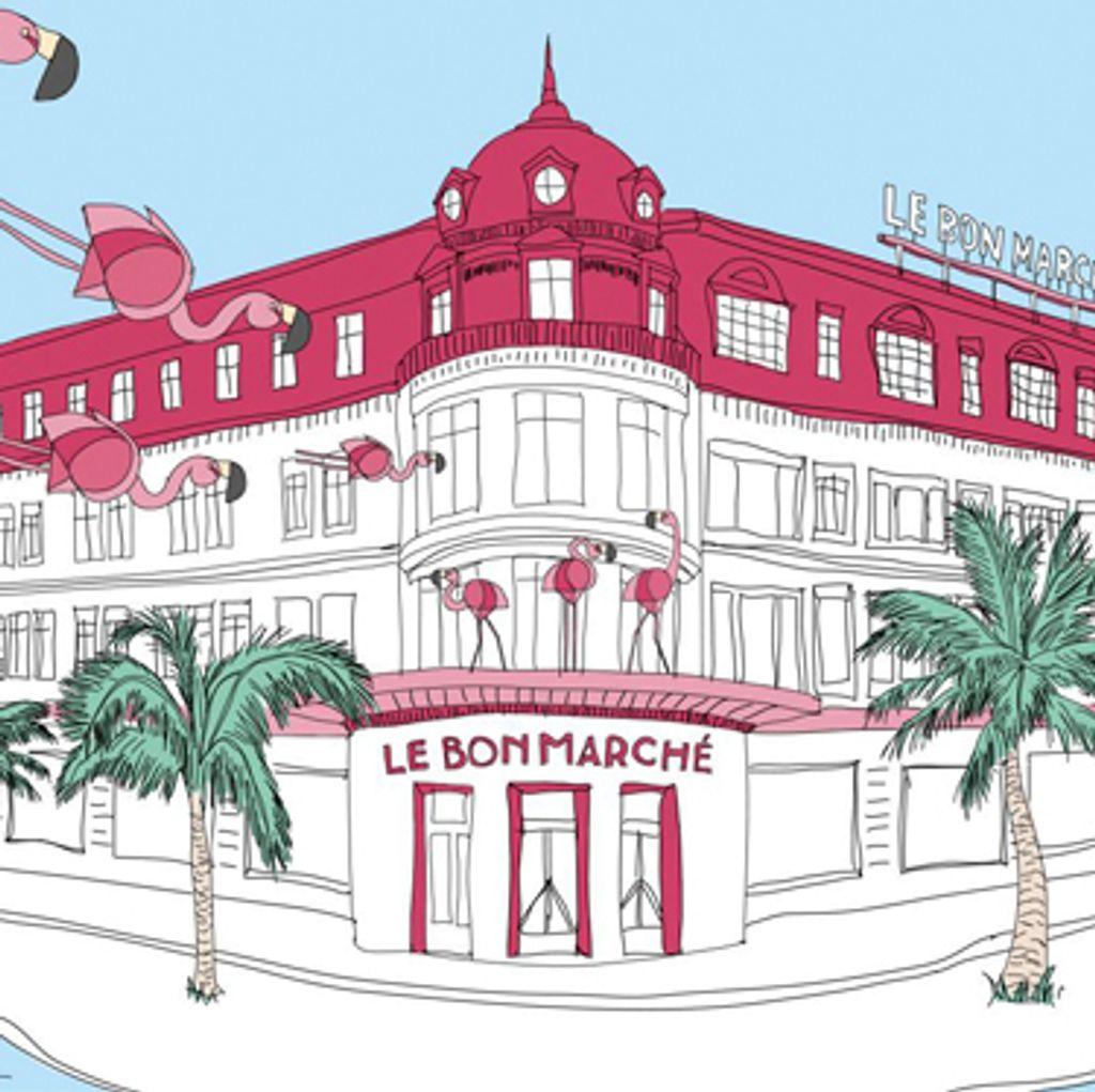 The Webster Miami X Le Bon Marché Paris, la collab' du moment