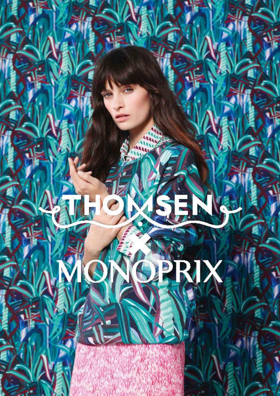 Thomsen X Monoprix, on valide ?