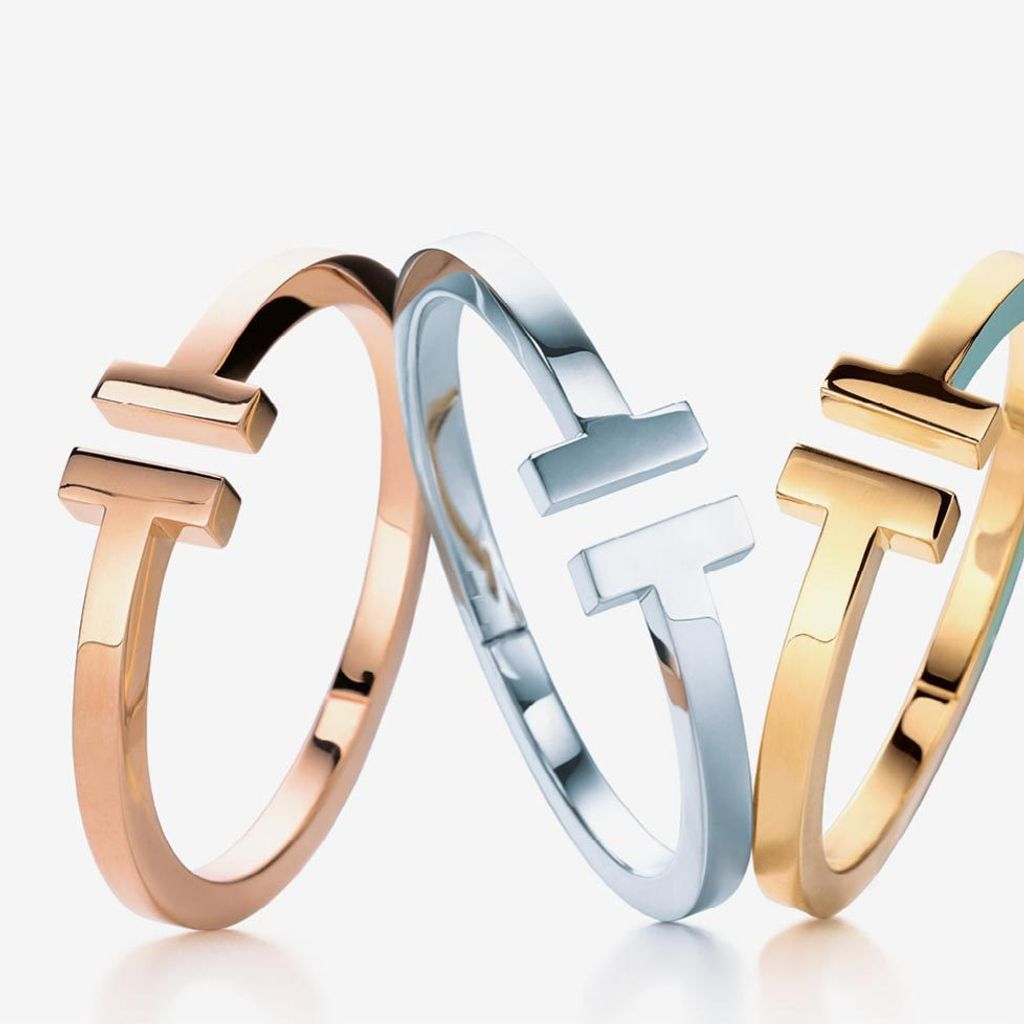 « Tiffany T », la collection graphique de Tiffany and co