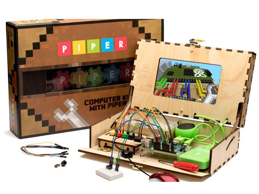 Un ordinateur pédagogique à construire