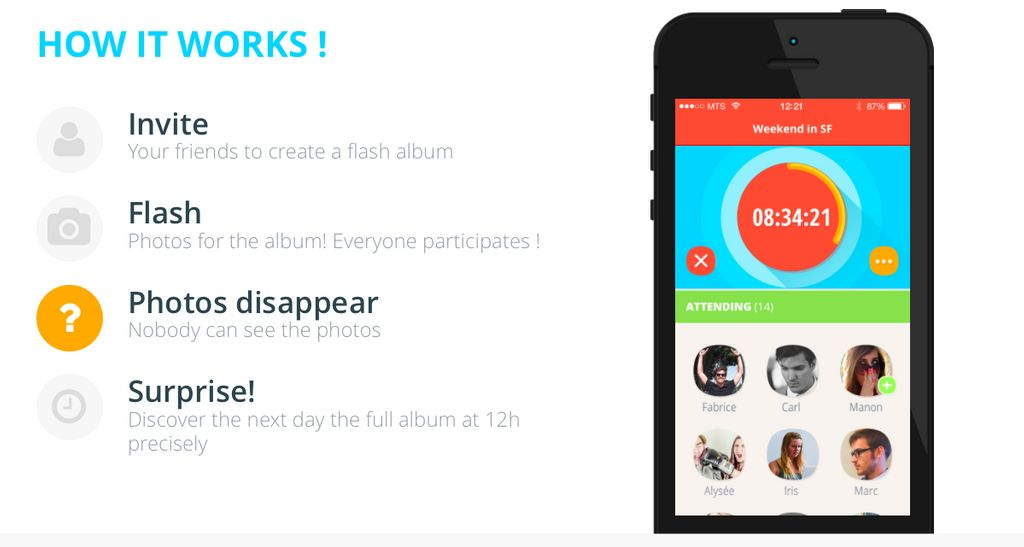 Une idée d'app pour le jour de l'an