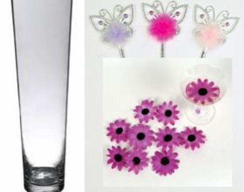 Vase en folie