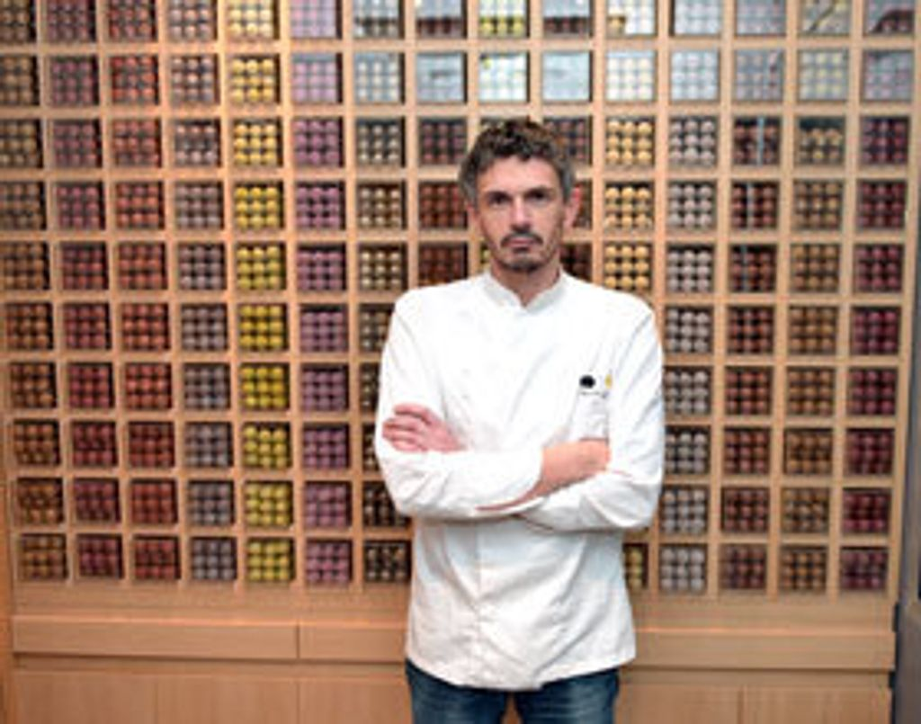 Interview givrée avec Christophe Adam, chef pâtissier