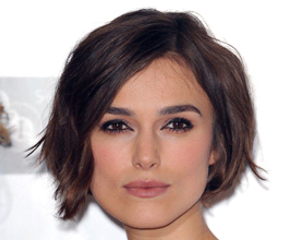 Je veux la coiffure de... Keira Knightley !
