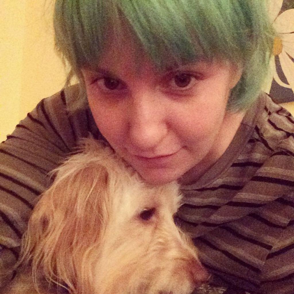 Lettre ouverte à Lena Dunham et à ses cheveux verts
