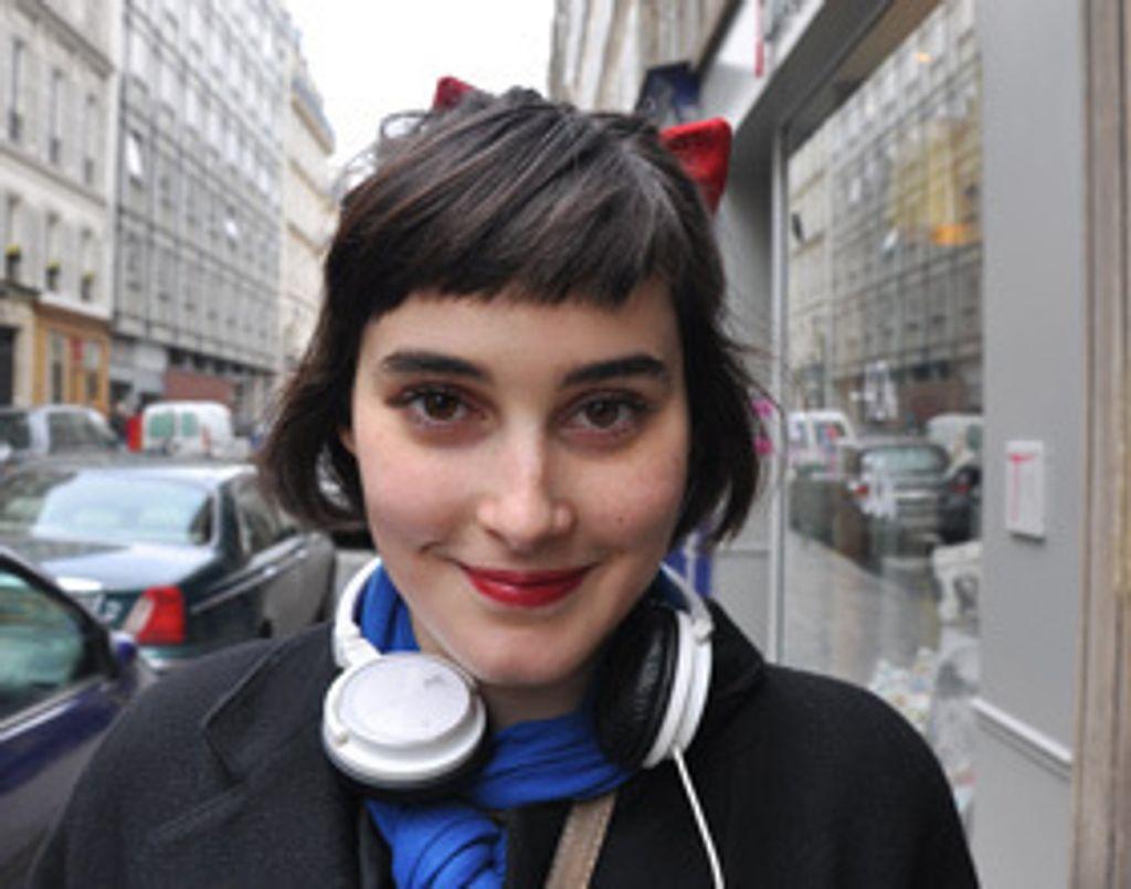 Street Beauty : on a repéré la coiffure de Bérangère !