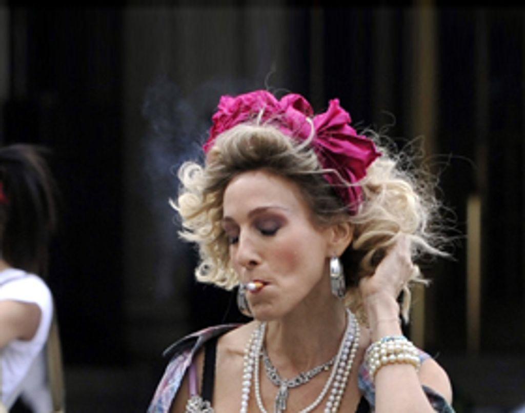 Help, mes cheveux sentent la cigarette !