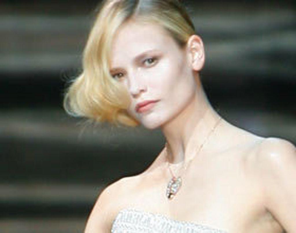 Make-up - L'éclat du blanc
