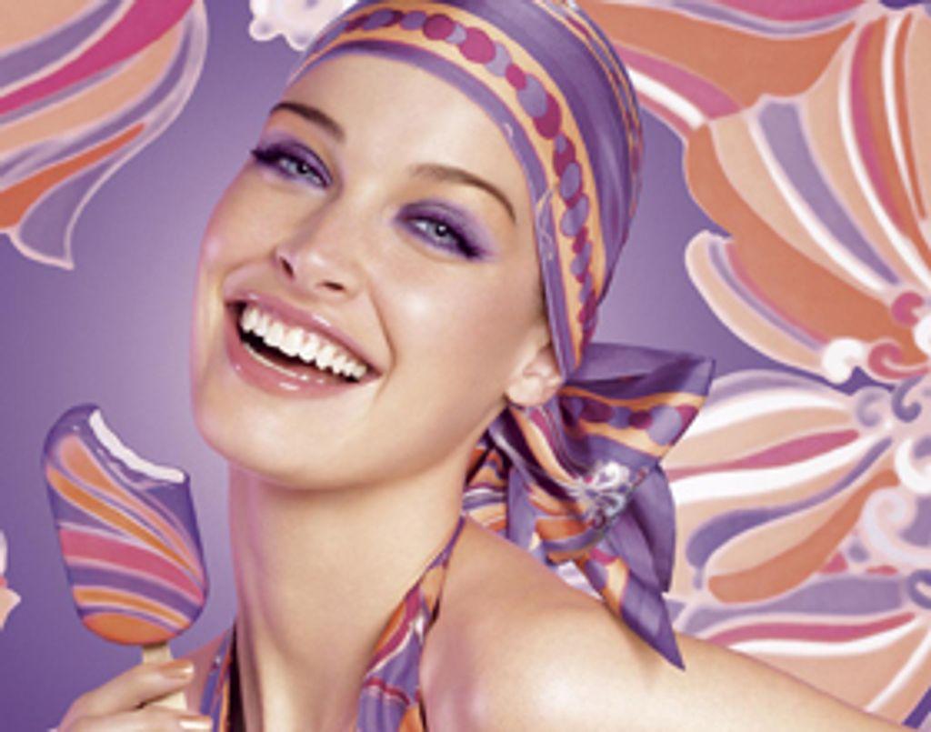 Make-up : la tendance Flower Power