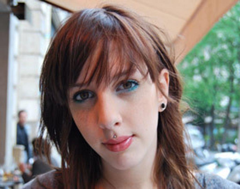 Street Beauty : on a repéré le make up d'Angélique !