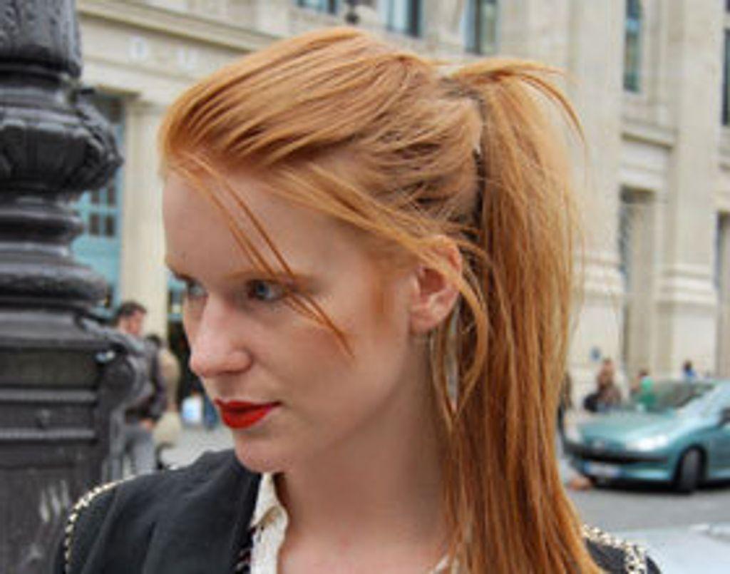 Street Beauty : on a repéré le make up de Mary-Astrid !