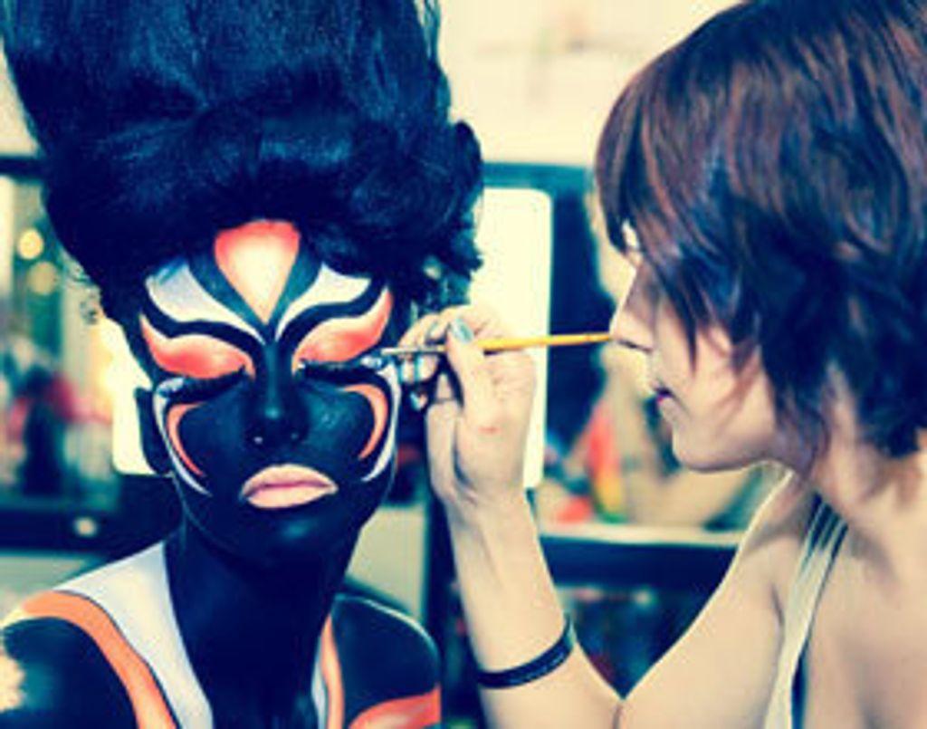 Le défilé Make Up For Ever, comme si vous étiez...