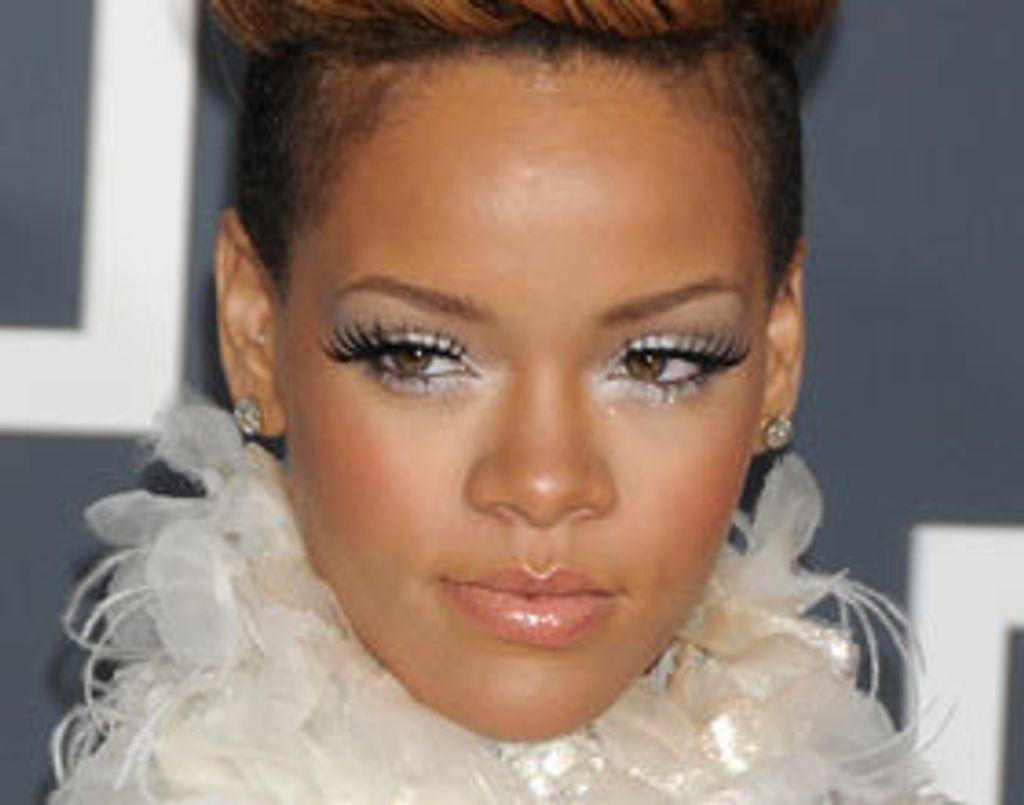 Je veux le make-up de... Rihanna !