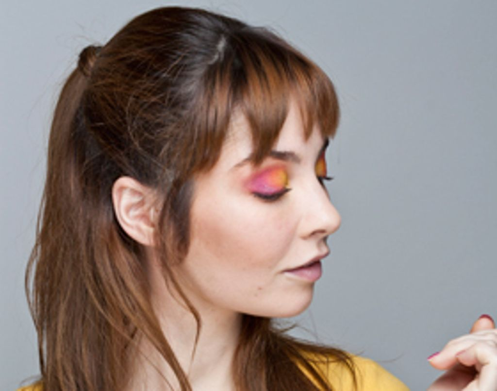 Tuto make-up : le smoky eye bicolore !