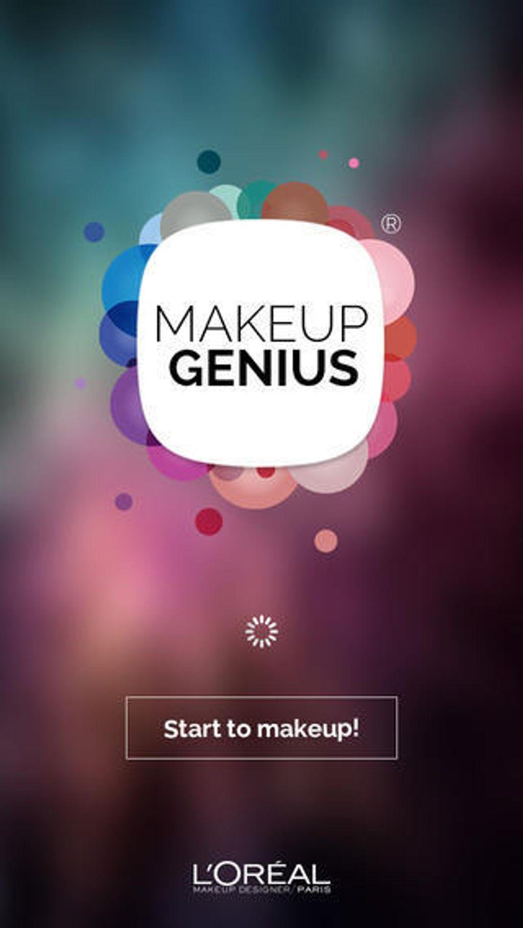 Essayer du maquillage virtuellement : Make-Up Genius de L'Oréal