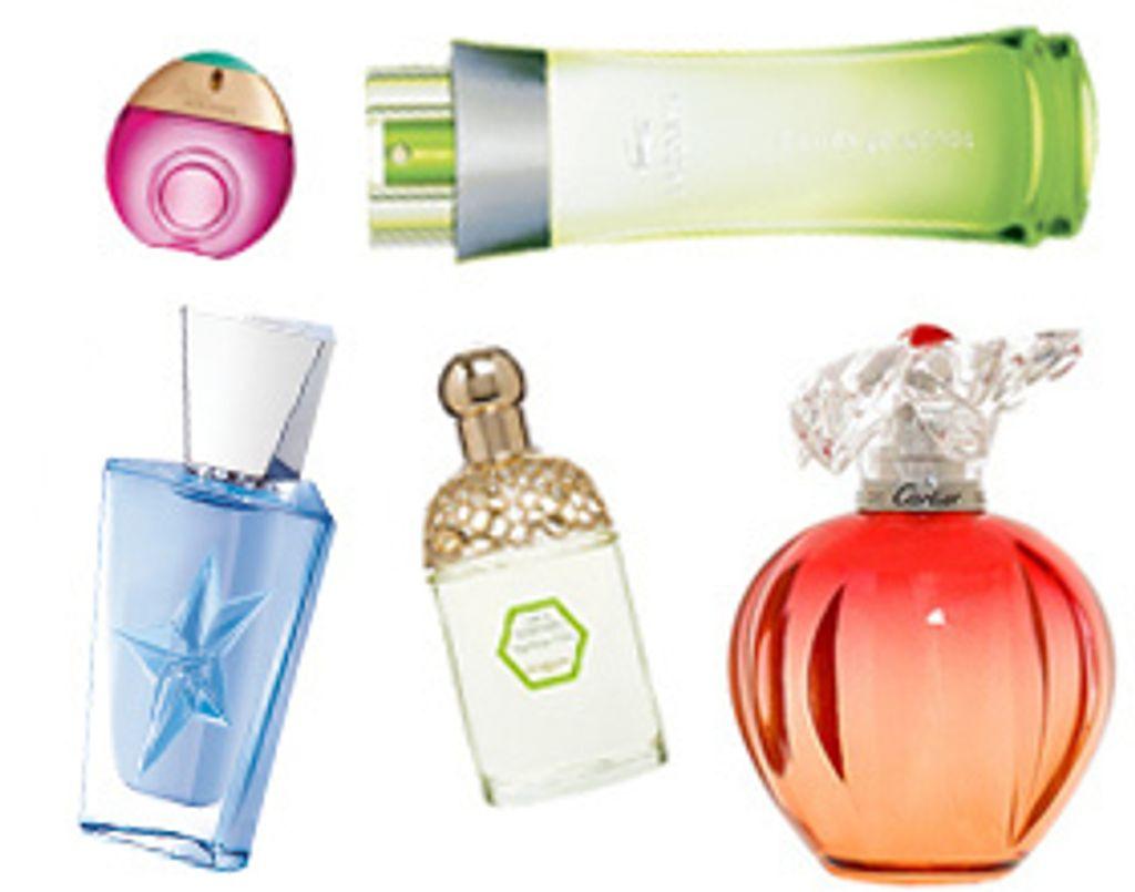 Un parfum de nouveauté
