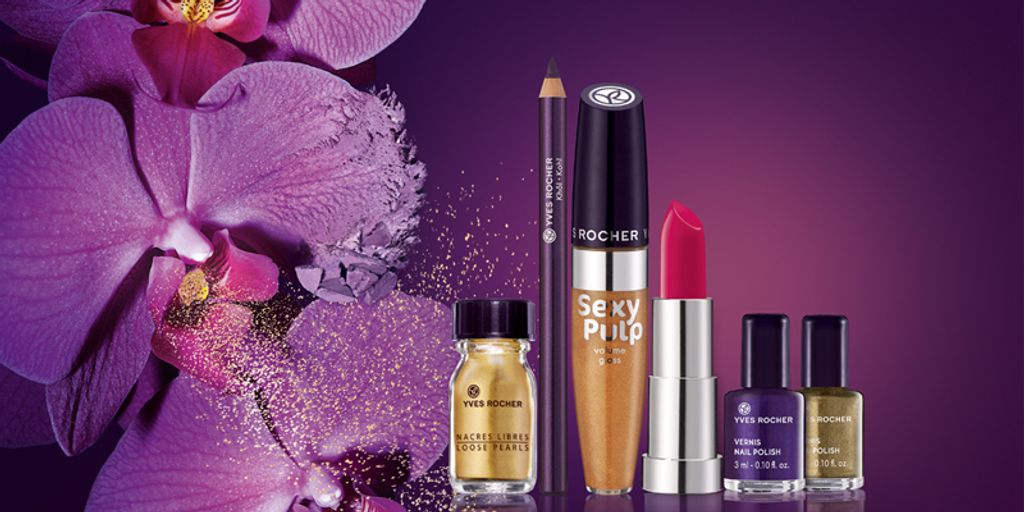 La collection maquillage automne-hiver 2014 d'Yves Rocher
