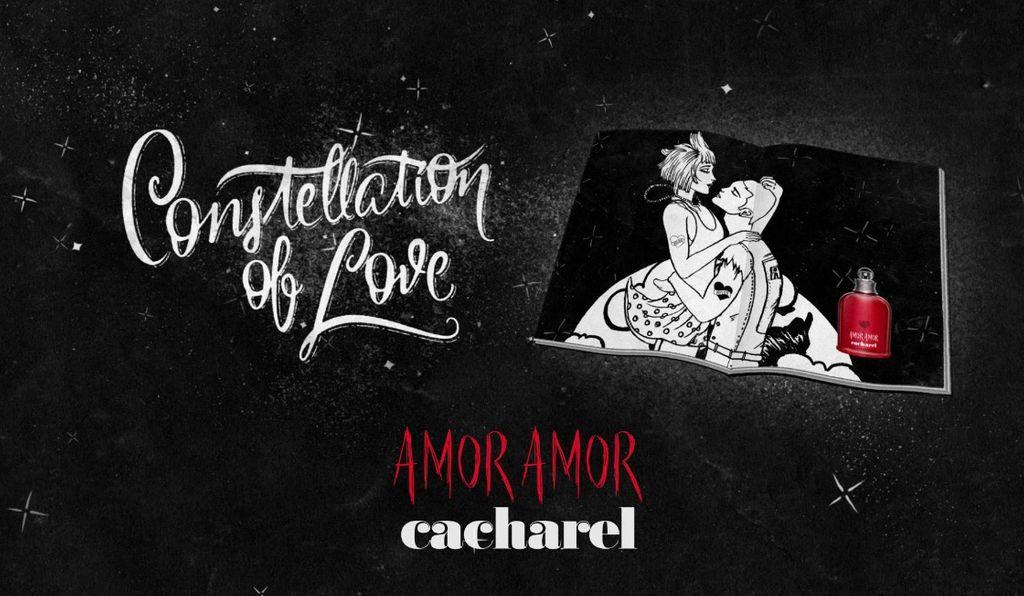 Le parfum « Amor Amor » s'offre une nouvelle campagne de pub