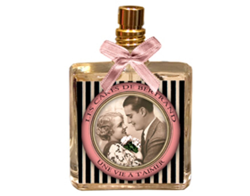 Craquants, ces parfums... Les Cakes de Bertrand