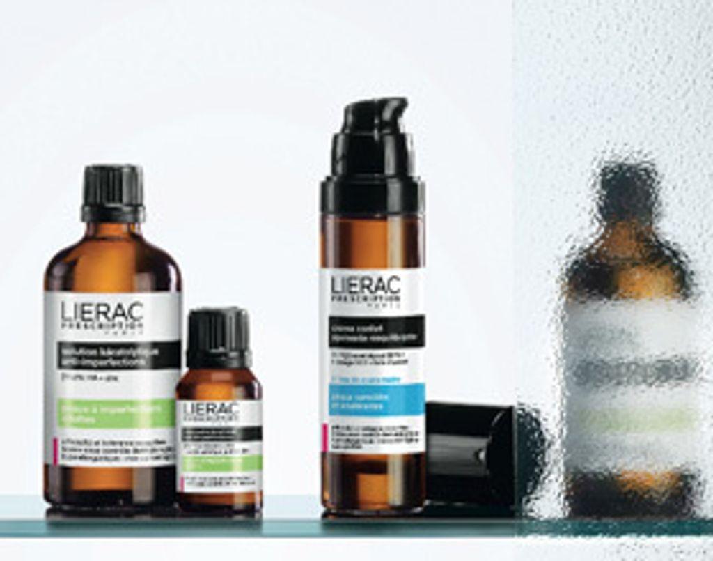 Prescription, la nouvelle gamme 100% dermato de Lierac !