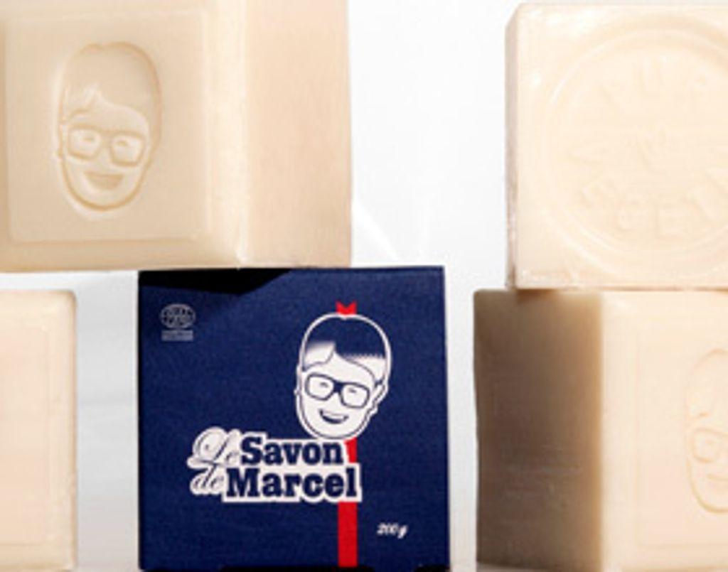 Le savon de Marcel : un savon beau et bio