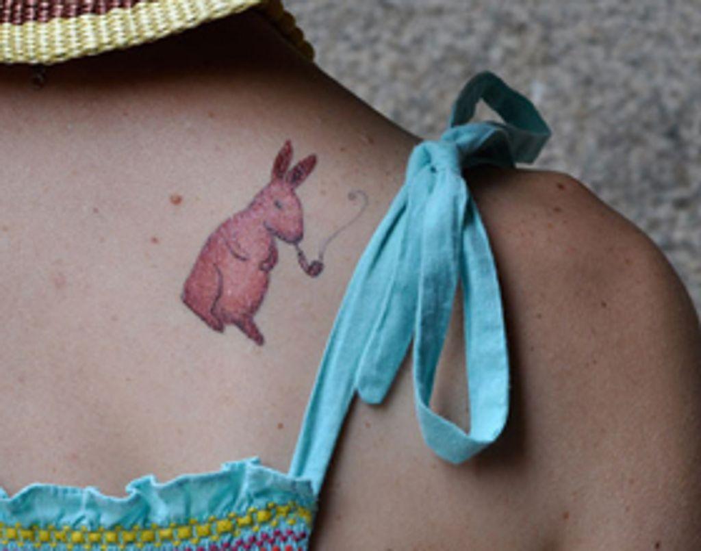 Moi aussi je veux un tatouage d'artiste !