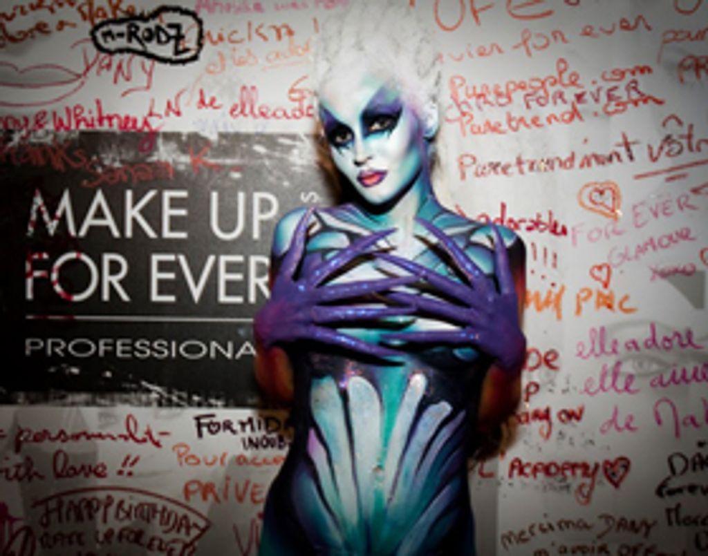Vidéo : 25 ans de Make Up For Ever, nous y étions !