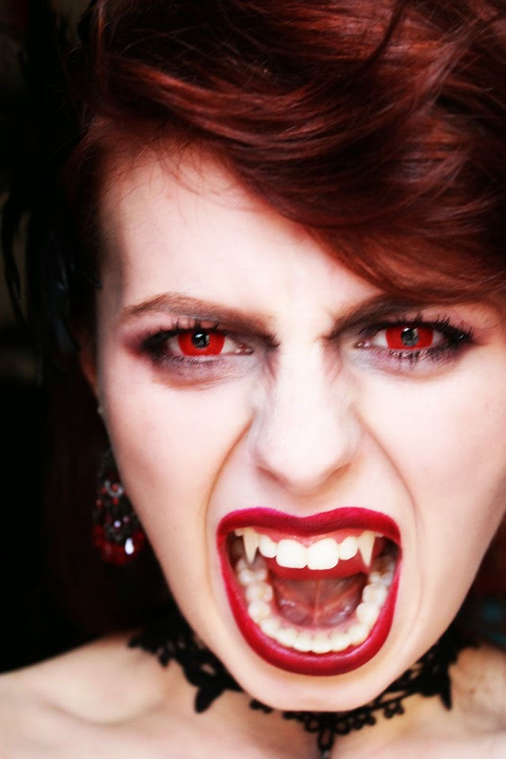 4 maquillages pour Halloween