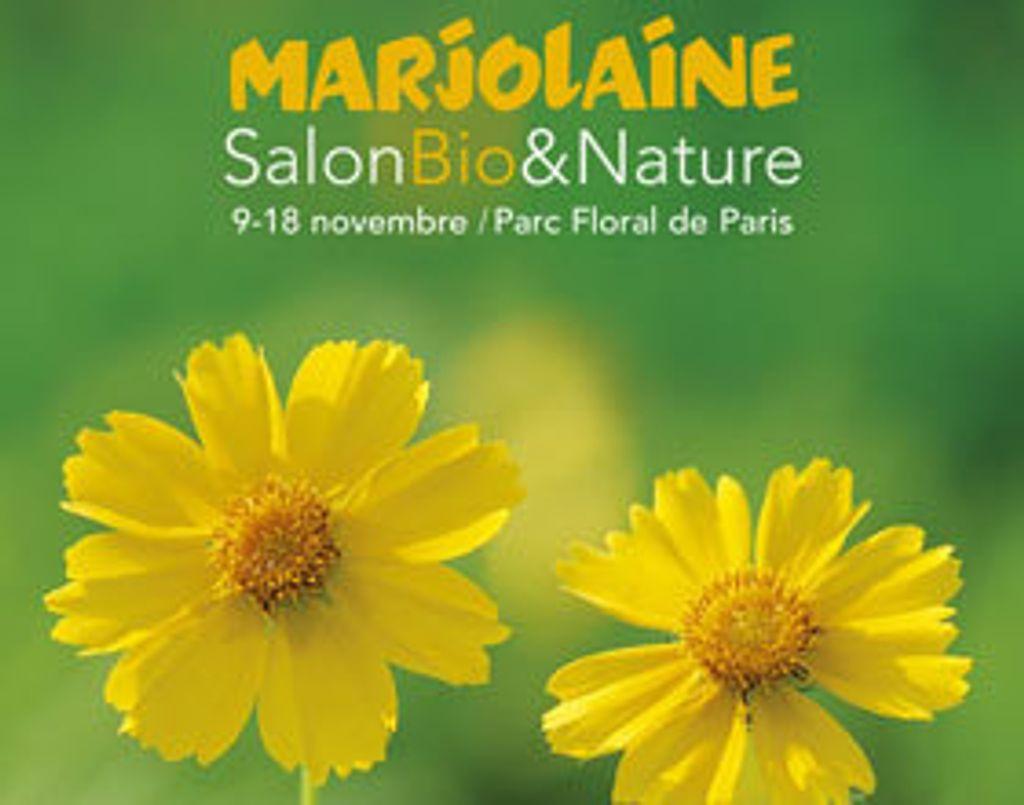 Salon Marjolaine, le rendez-vous de l'éco citoyen