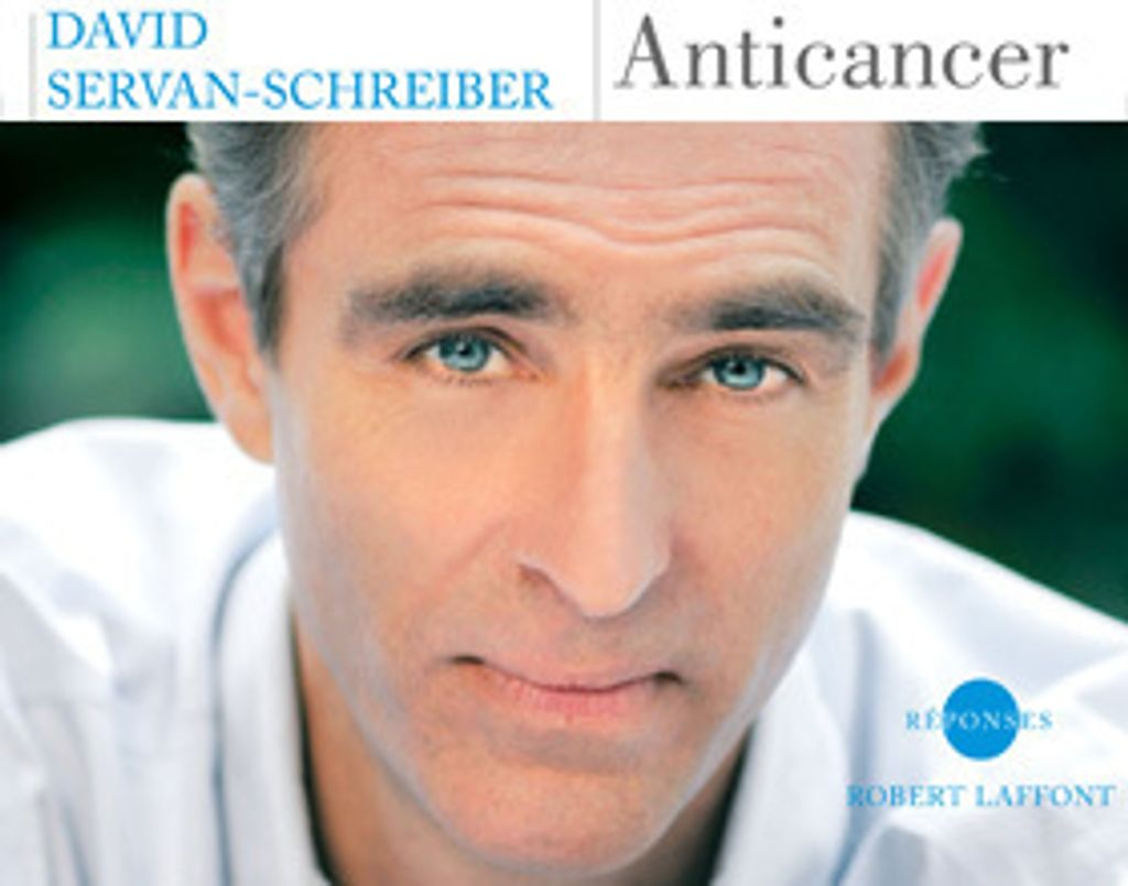 Anticancer, de David Servan-Schreiber