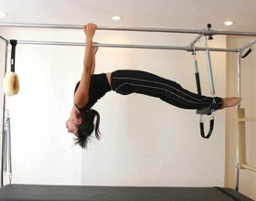 Les pilates : la gym des stars