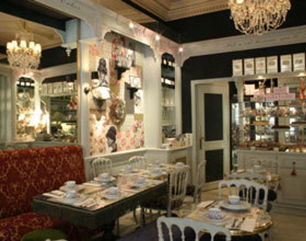 Salon de thé : Les cakes de Bertrand