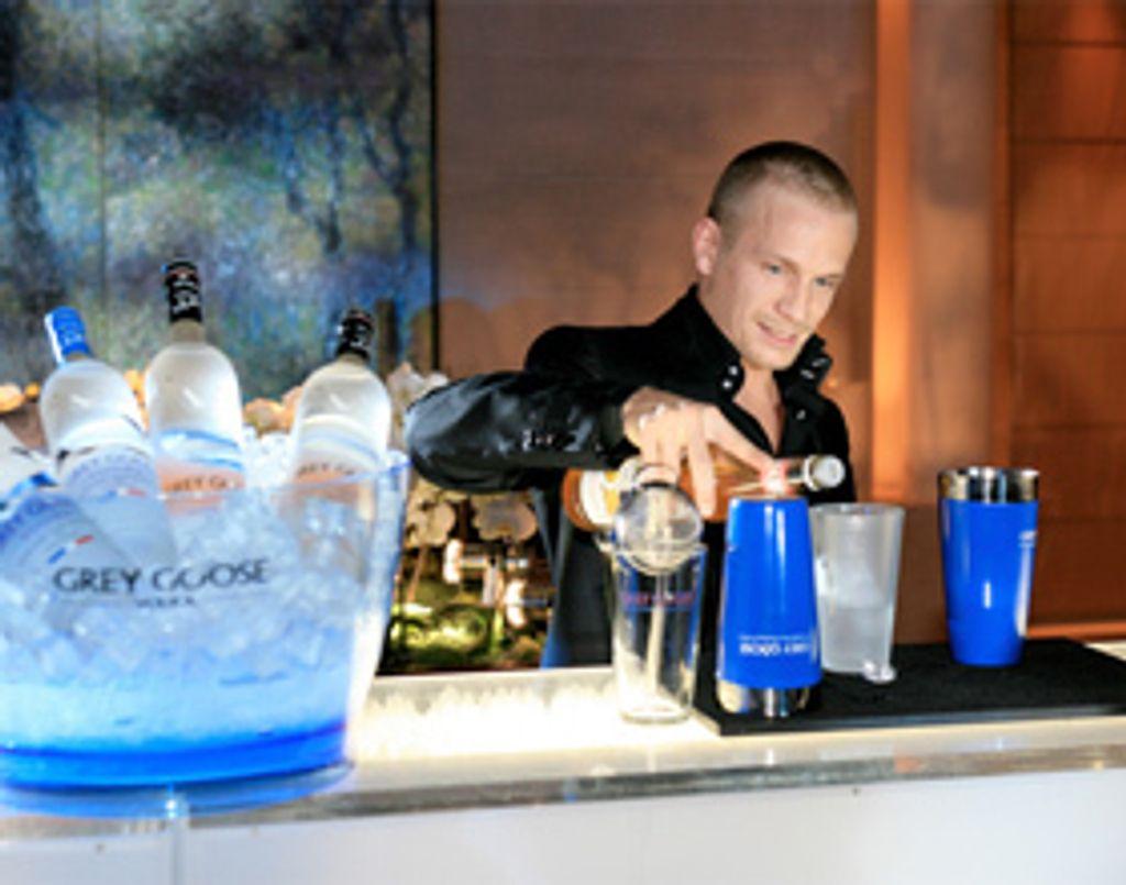 Cannes - Cocktails VIP du festival