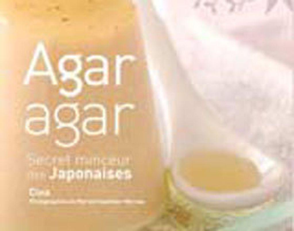L'agar-agar, le secret minceur des japonaises