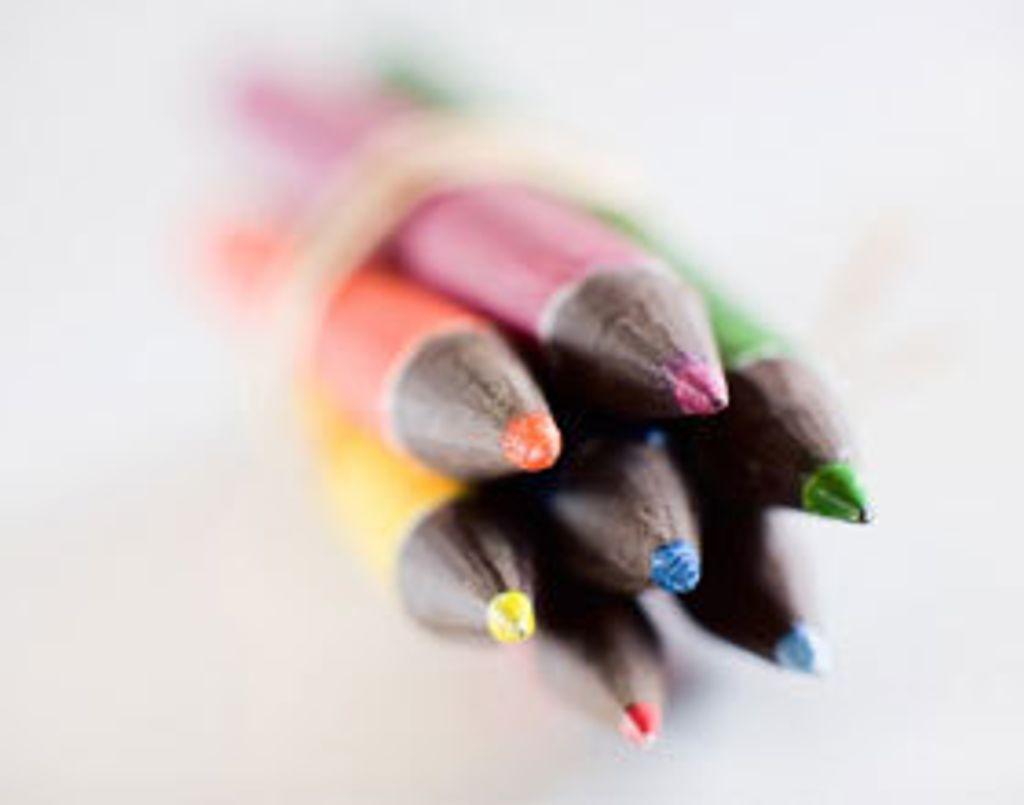 Les crayons au chocolat de Patrick Roger