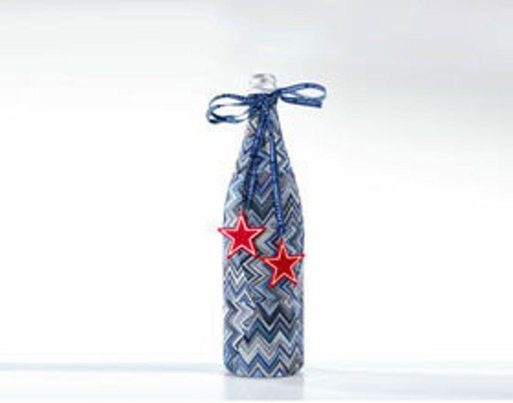 Missoni habille la célèbre bouteille San Pellegrino !