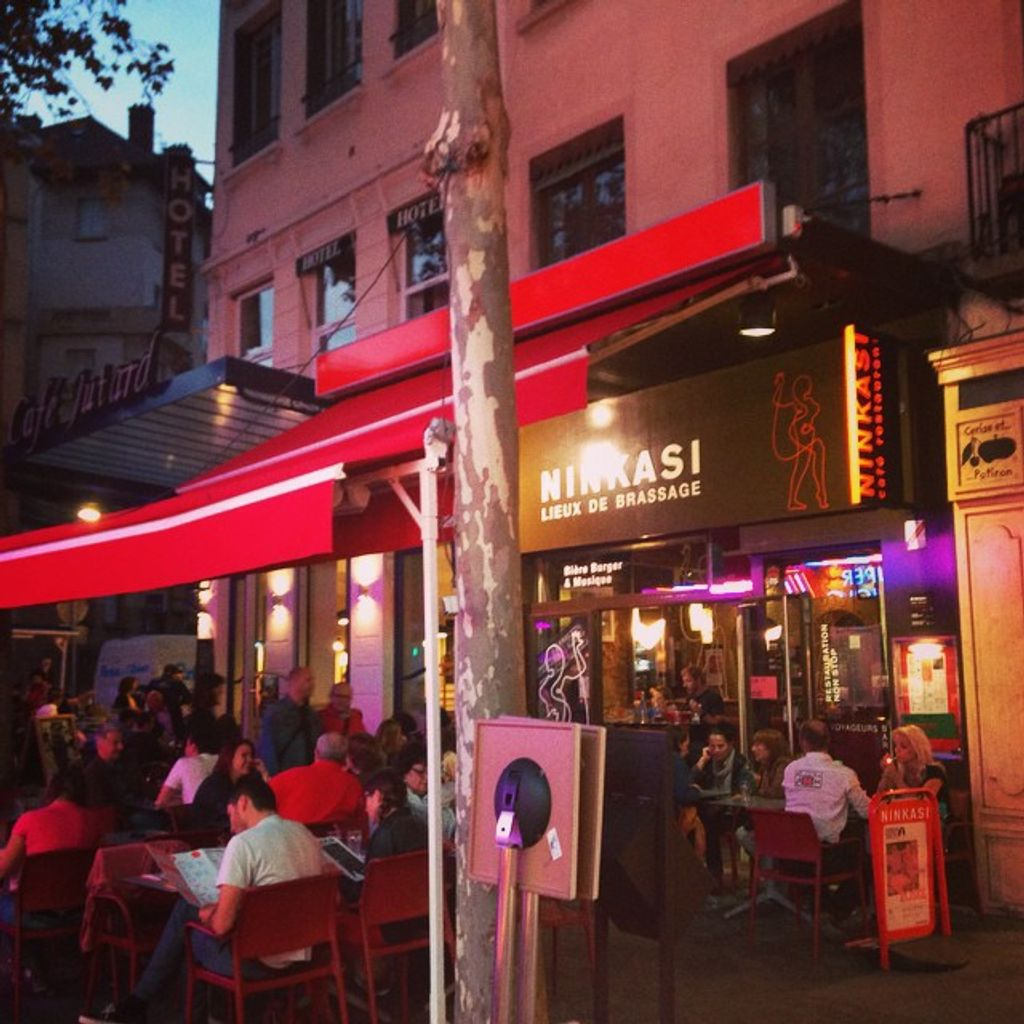 Où aller boire la meilleure bière de Lyon ?