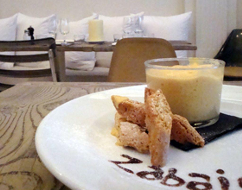 A la conquête des desserts italiens!