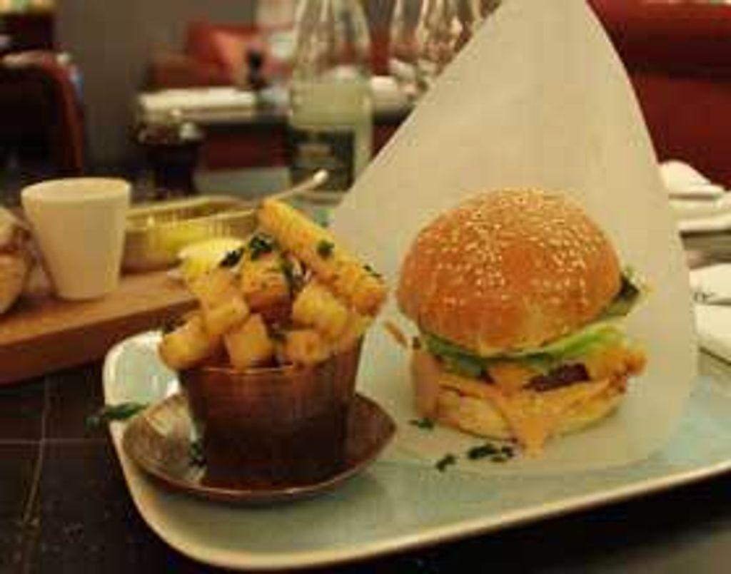 Mon burger marathon : Thoumieux, le plus gastronomique