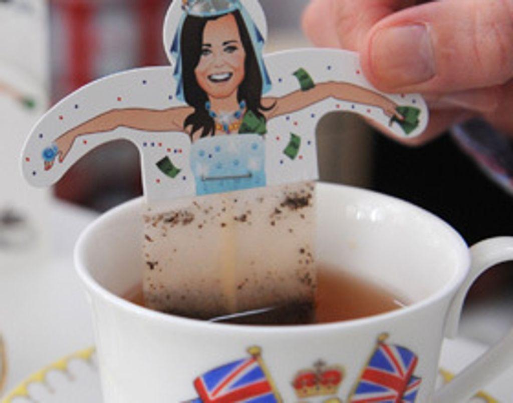 Kate et William sur un petit nuage... de lait !