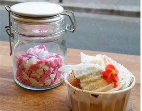 """Des cupcakes """"made in Paris"""""""