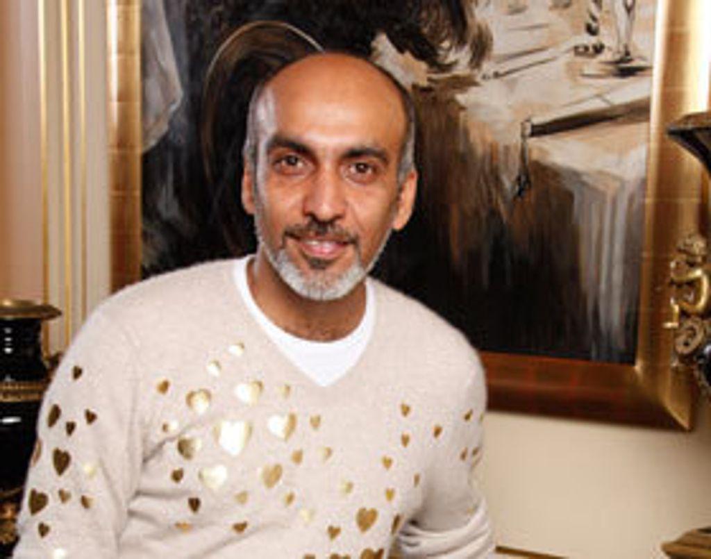 Interview gourmande avec le créateur Manish Arora