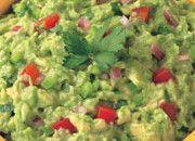 Tortillas au délice de légumes verts et langoustines