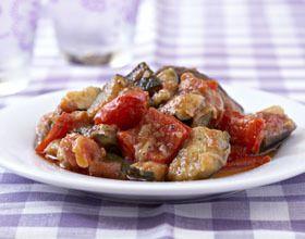 Ratatouille de légumes