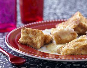 Camembert pané
