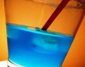 Cocktail Blue Margarita
